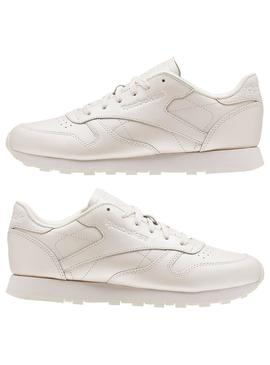 Sneaker Reebok Classic Leather rosa