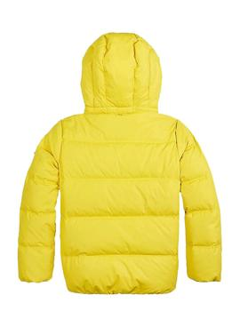 Giacca Tommy Hilfiger Essential Giallo Bambino