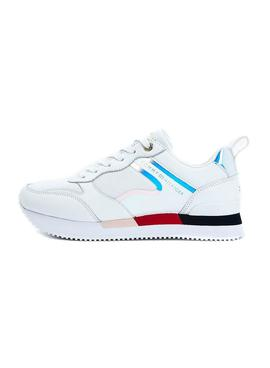 Sneaker Tommy Hilfiger Active City Bianco Donna