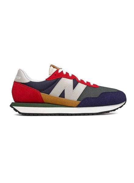 Sneaker New Balance 237 Multicolor per Uomo