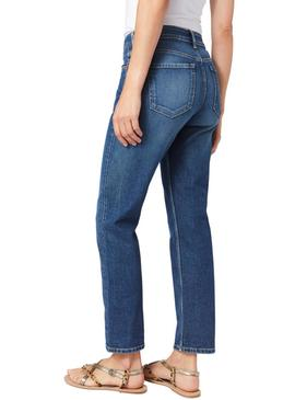 Jeans Pepe Jeans Mary Blu per Donna