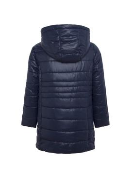 Cappoitto Pepe Jeans Bee Blu Navy per Bambina
